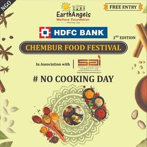 Chembur Food Festival- 2nd Edition