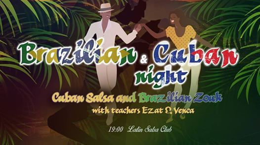 Salsa & Zouk for beginners & Social Dancing