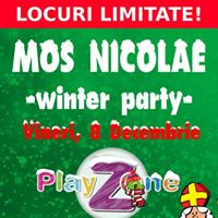 Mos Nicolae - winter party