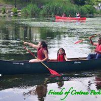 Basic Canoeing w Urban Park Rangers at Bronxs Crotona Park