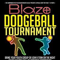 Blaze Dodgeball Tournament