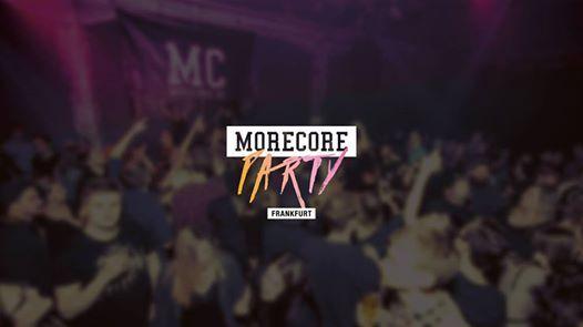 MoreCore Party Frankfurt (Tanz in den Mai)