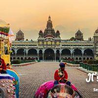 407th Mysore Dasara Procession - Jamboo Savari