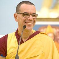 Palestra com Monge Budista dia 02 de Maio