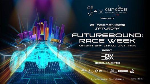 C LA VI X Grey Goose presents EDX