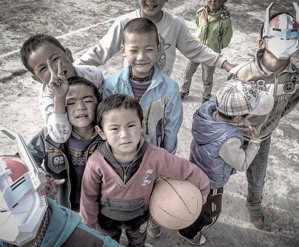 Ball for Tibet Basketball Tournament 3.0