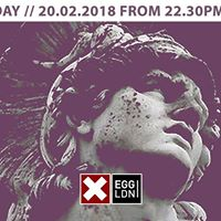 Tuesday Madness at Egg London (Tonight dont mind the date)