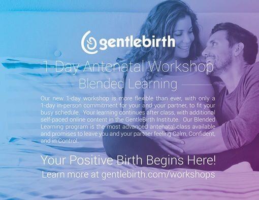 GentleBirth 1-Day Workshop