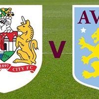 Bristol City v Aston Villa (250817)