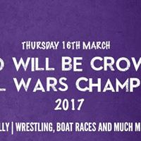 Oxford Brookes Halls Wars 2017