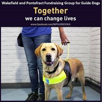 Wakefield and Pontefract Fundraising Group for Guide Dogs