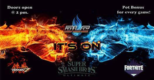 DLC Its On Monthly Fortnite SSB Ultimate  Tekken 7