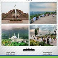 Day trip to Islamabad only in 1500