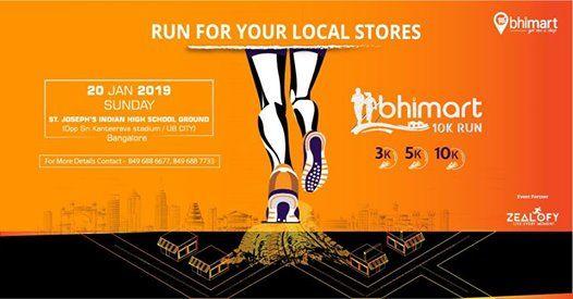 Bhimart 10k Run
