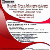 The Arab Group Achievement Awards UK