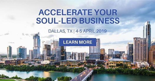 Accelerate Your Soul-Led Business Texas Edition
