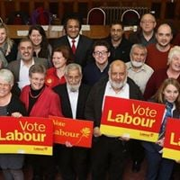 Labour Party - Thrapston Branch Meeting