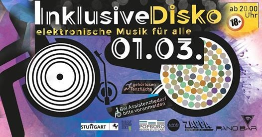 Inklusive Disko II - Elektronische Musik fr Alle