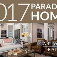 2017 Parade of Homes at Cartwright Ranch