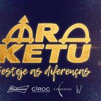 Guest Vip 4 anos apresenta Araketu na Shed Ctba