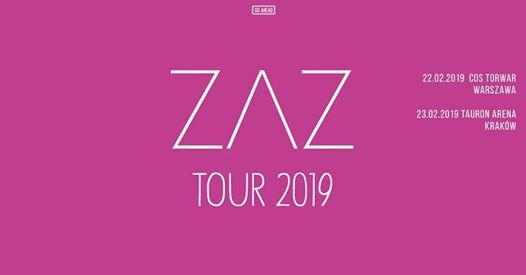 ZAZ 22.02.2019 Warszawa COS Torwar