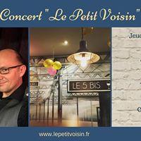 Concert &quotLe Petit Voisin&quot