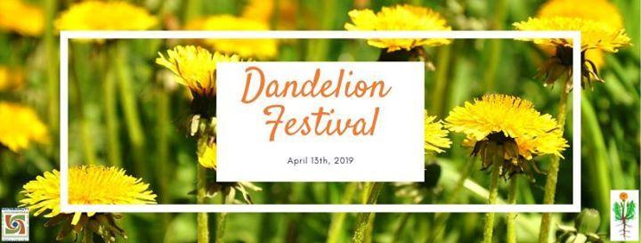 4th Annual Dandelion Festival
