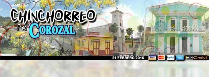 Chinchorreo pa corozal san juan for Rio grande arts and crafts festival 2016