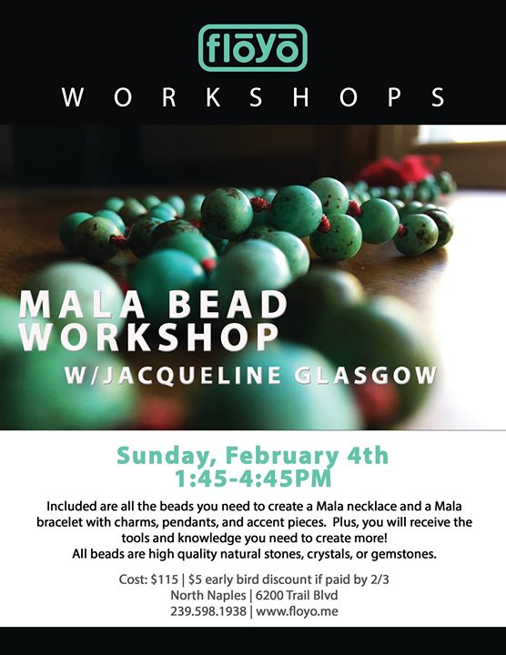 Mala Bead Workshop