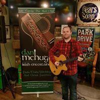 Dan McHugh live Red Lion Enfield 7pm