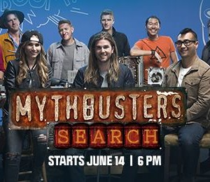 MythBusters: The Search at Discovery Channel India, Mumbai