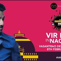 Vir Das in Nagpur - BoardingDAS India Tour