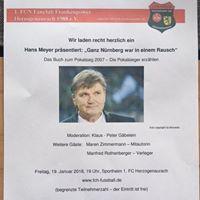 Buchprsentation mit Hans Meyer