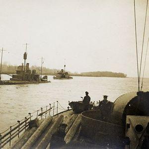 Die Donauflottille im Ersten Weltkrieg