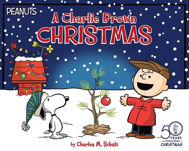 A Charlie Brown Christmas Film and Concert with The Eric Byrd Trio
