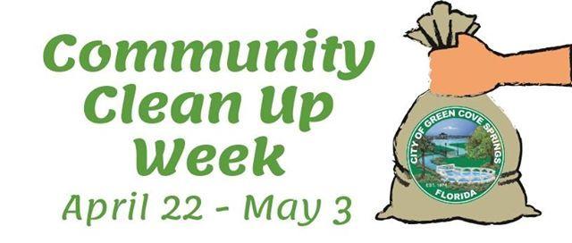 Community Clean Up Week