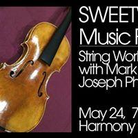 String Workshop with Mark Fewer &amp Joseph Phillips