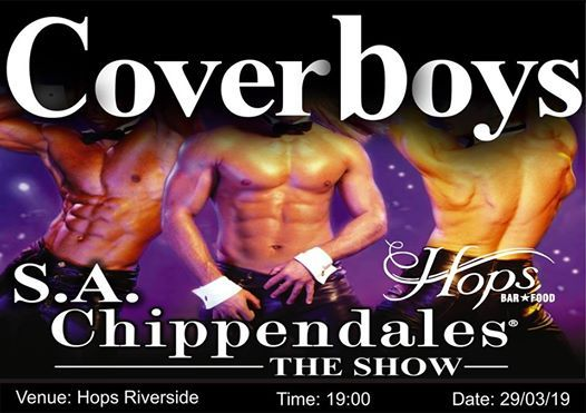 Ladies Night with the SA Chippendales