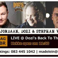 Arno Jordaan Dozi &amp Stephan Visagie  Dozis Back To The Roots
