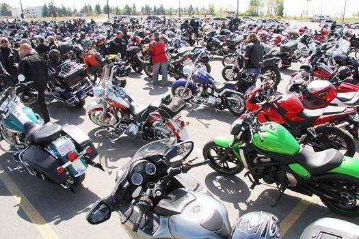 Motorcycle Awareness Ride 2018