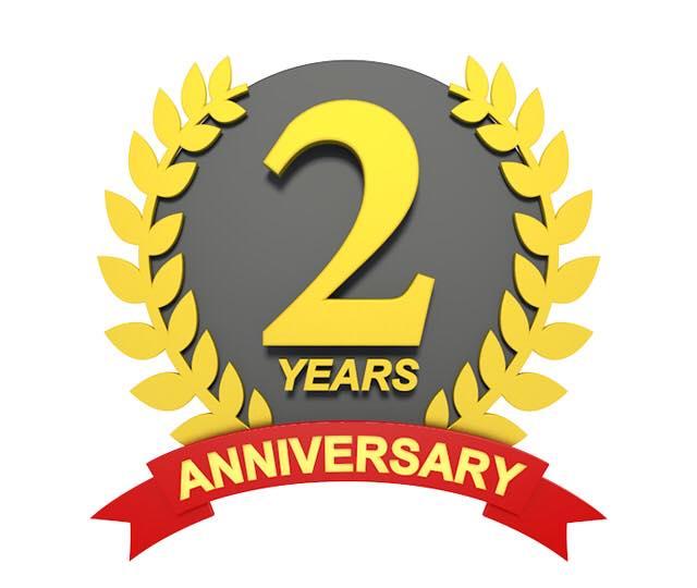 DelShawns 2 Year Anniversary