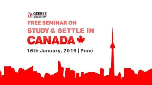 Free Seminar on Study and Settle in Canada at Pune