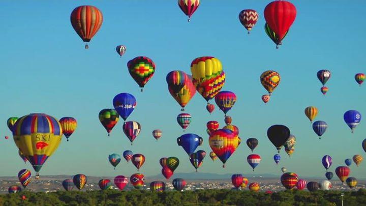 Albuquerque international balloon fiesta 2017 albuquerque for Craft shows in albuquerque 2017