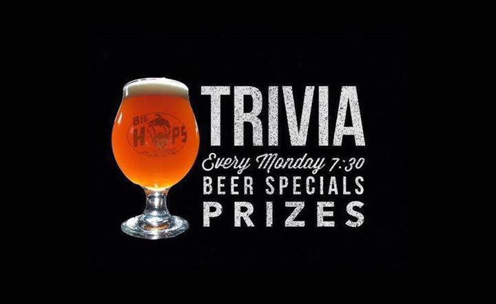 Monday Night Trivia