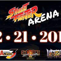 Street Fighter Arena