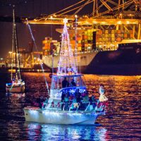 55th Annual Los Angeles Harbor Holiday Afloat Parade