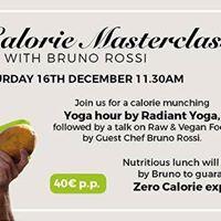 Zero Calorie Masterclass