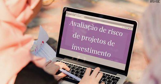 Avaliao de risco de projetos de investimento (16H)