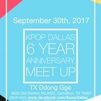 KPOP MEET UP 2017