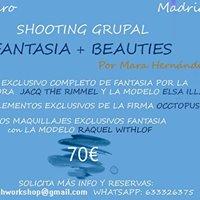 Shooting Grupal Fantasia  Beauties